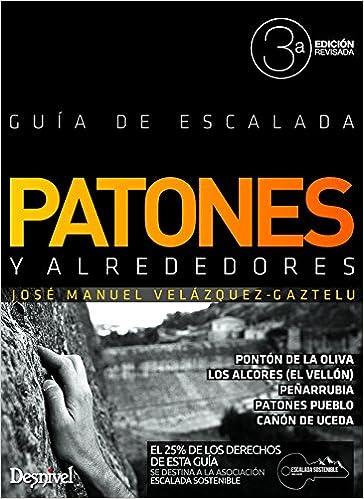 Patones y alrededores. Guía de escalada Guias De Escalada ...
