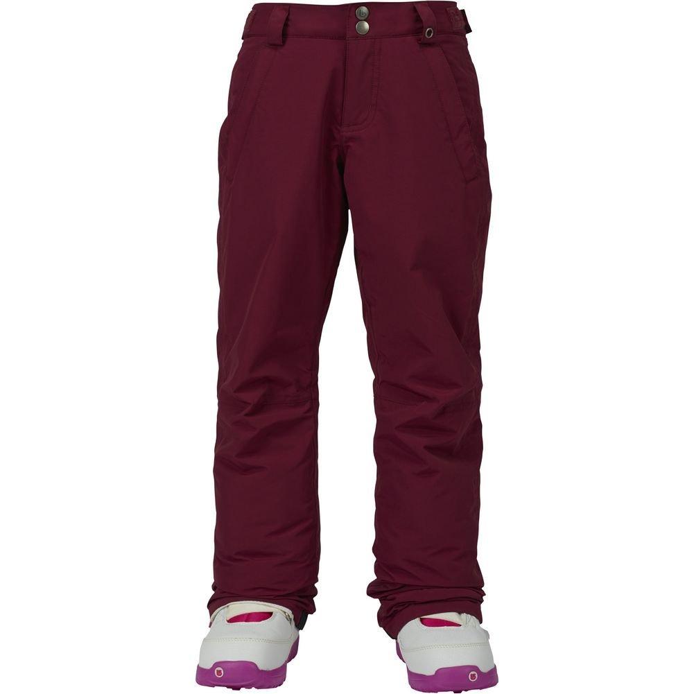 Burton Youth Girls Sweetart Pants, Sangria, X-Small