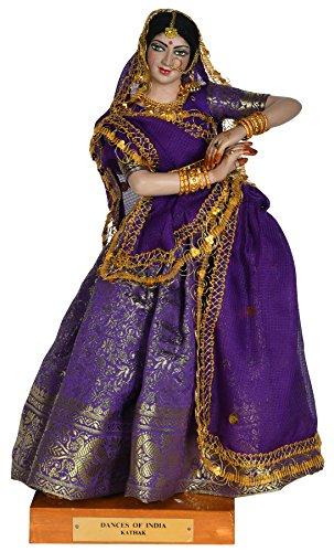 Dances of India - Kathak - Papier Machie