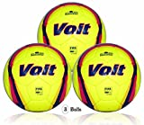 Voit Liga BBVA Bancomer (MX) official match ball (3 balls size 5) FIFA Quality Pro