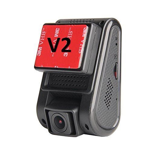 VIOFO Compact A119 V2 (New A119G 2018 Stock) + EVA Foam, 1440p DashCam (V2 GPS Mount Included! Quick Eject) Optional A1CPL (CPL) not Included. (OCD Tronic Certified)