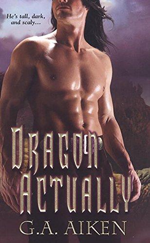 book cover of Dragon Actually