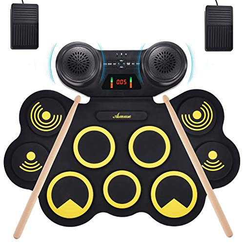 Asmuse Portable Electric Drum