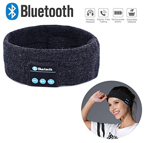 Blue Tooth Headband