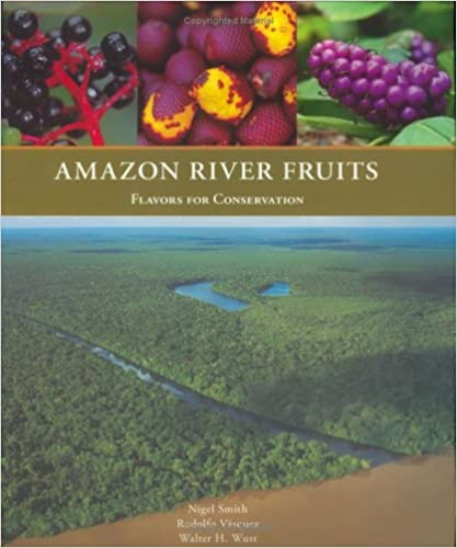 Amazon River Fruits: Flavors for Conservation