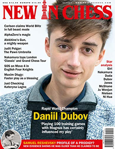 Pdf Entertainment New In Chess Magazine 2019/1: Read by Club Players in 116 Countries