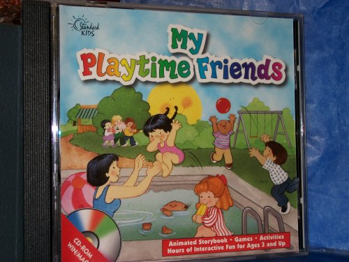 My Playtime Friends (Animated CD-Rom)