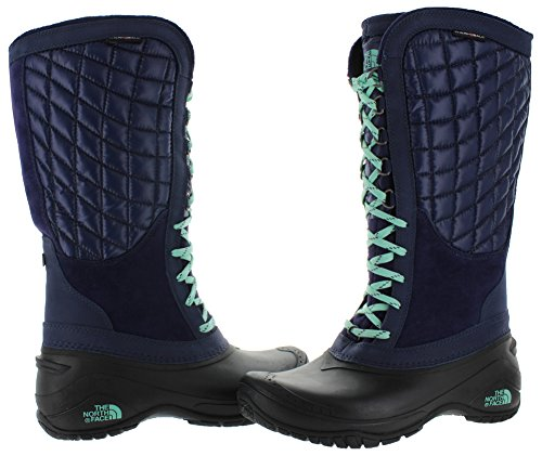 Aura Women's Green Utility Blue Astral The Thermoball North Surf Face Boot cwpBXqZ0Sq