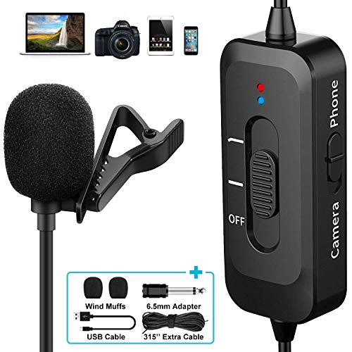 Professional Lavalier Microphone for