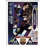1c839b712cc 2018-19 Topps UEFA Champions League Match Attax Superstars  SU2 Lionel Messi .