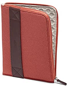 Funda con cremallera Amazon para Kindle, color coral (sirve para Kindle Paperwhite, Kindle y Kindle Touch)