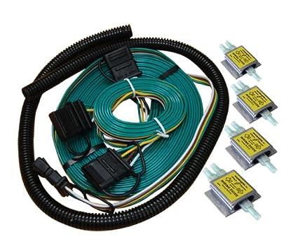 amazon com roadmaster 154 universal wiring kit automotive rh amazon com