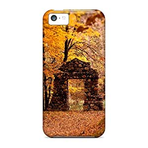 For KPSBAJM2192kgvfL In The Forest Protective Case Cover Skin/iphone 5c Case Cover