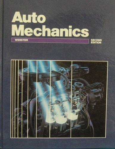 Auto Mechanics (Occupational Competency, 7)