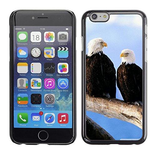 "Premio Sottile Slim Cassa Custodia Case Cover Shell // V00004021 chauve sauvage et libre // Apple iPhone 6 6S 6G 4.7"""