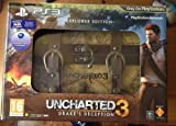 Uncharted 3 Drakes Deception Explorer Collectors Edition European