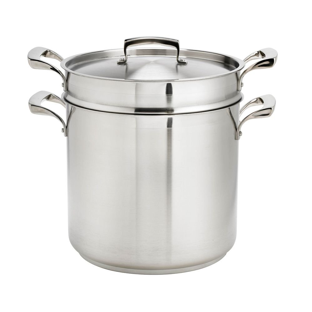 Browne (5724080) 20 qt Stainless Steel Double Boiler