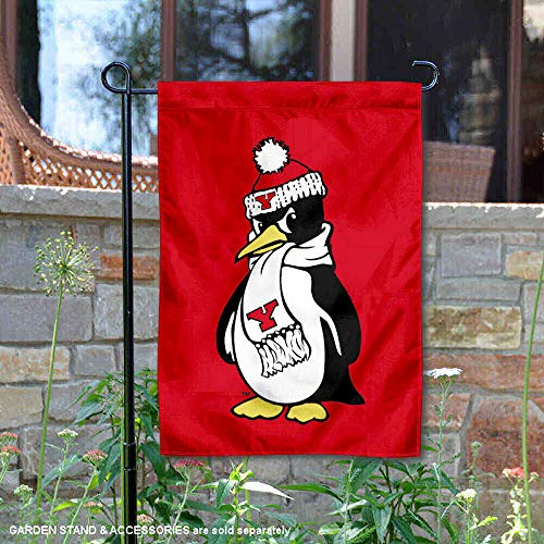 Youngstown State University Garden Flag and Yard Banner