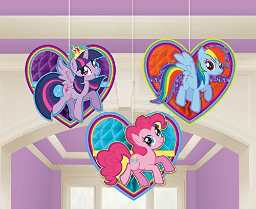 amscan My Little Pony Friendship Hanging