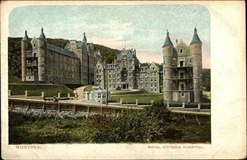 (Royal Victoria Hotel Montreal, Quebec Canada Original Vintage Postcard)