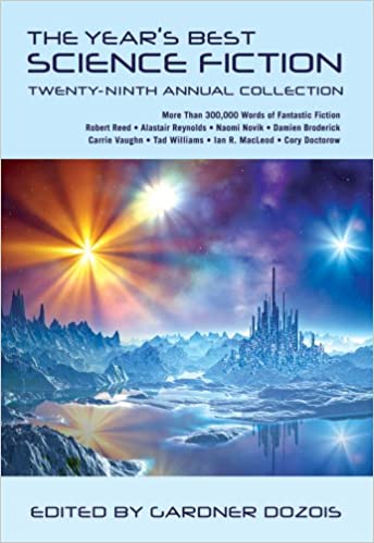 The Year's Best Science Fiction: Twenty-Ninth Annual