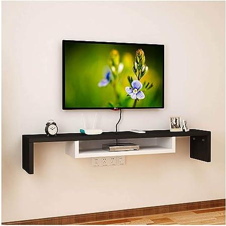 Estante HUO Tipo U Sala de Estar Fondo de TV Decoración de la Pared Marco Caja Superior Marco-6 Color-120 * 25 * 23 cm (Color : B): Amazon.es: Hogar