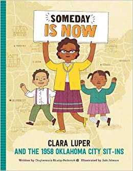 Image result for someday is now amazon clara luper