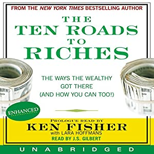 The Ten Roads to Riches Hörbuch