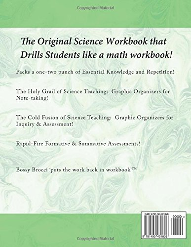 Workbook finding percent worksheets : Amazon.com: Bossy Brocci's Big Science 1: Matter as Atoms ...