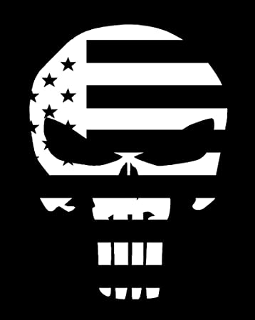 Amazon 3 percenter skull punisher flag gun rights white vinyl 3 percenter skull punisher flag gun rights white vinyl carlaptopwindowwall publicscrutiny Gallery