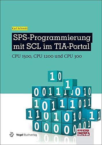 Read Online SPS-Programmierung mit SCL im TIA-Portal pdf