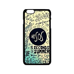 iPhone 6 Hard Case, 5sos Snap-on Protective Hardshell Cover Case for iPhone 6 (4.7 inch)
