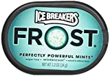 ICE BREAKERS FROST Mints, WINTERCOOL Flavor, Sugar Free, 1.2 Ounce Container (Count of 6)