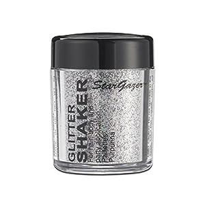 Stargazer Paillettes, gris acier