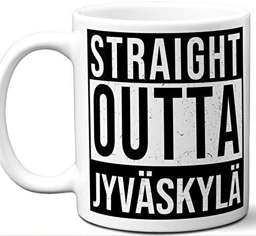 Jyväskylä Finland Souvenir Gift Mug. Unique