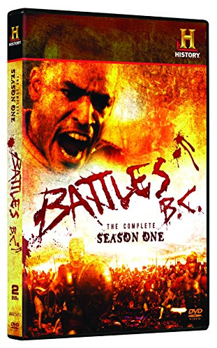Battles BC: The Complete Season One (2PC)