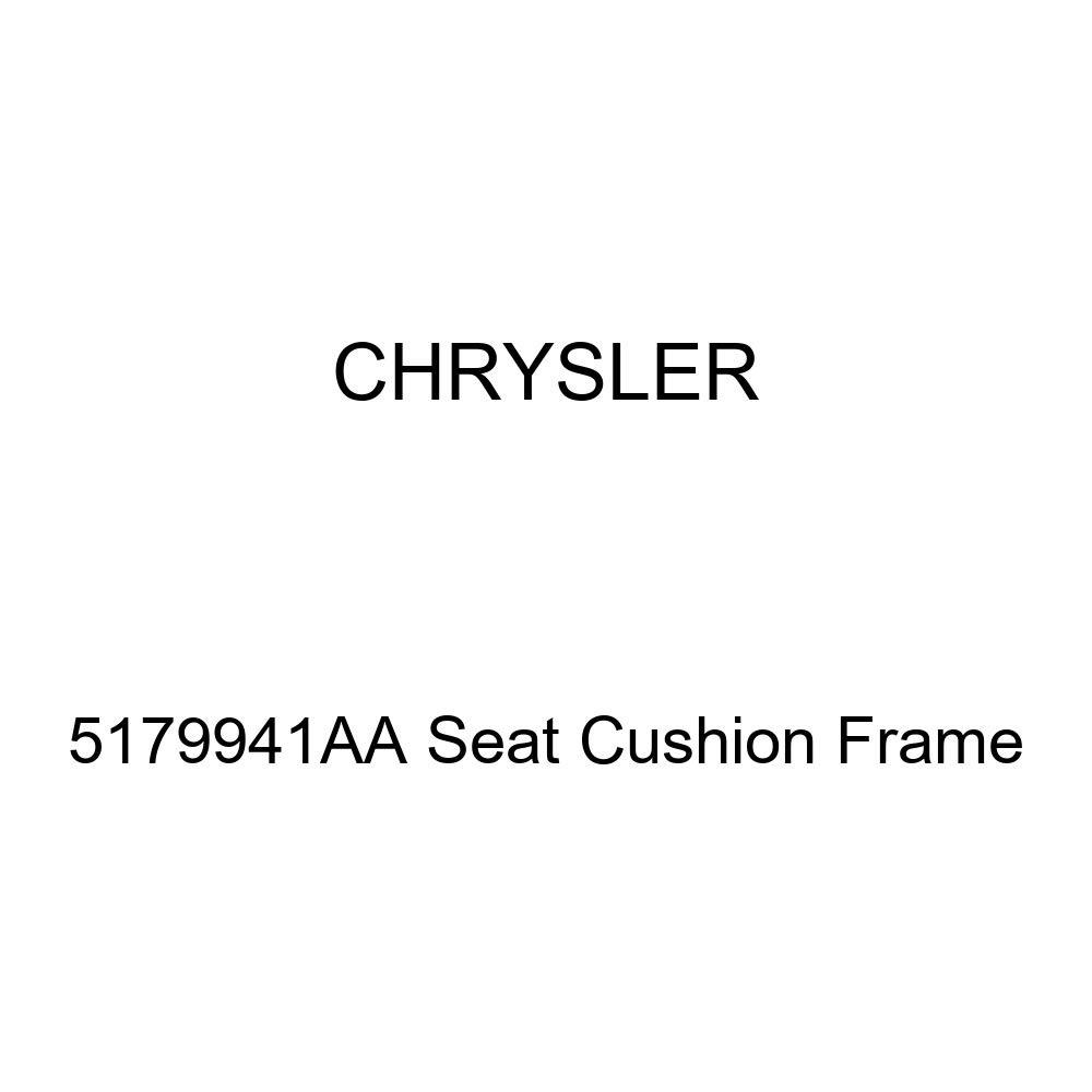 Genuine Chrysler 5179941AA Seat Cushion Frame