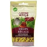 Living World Drops 2.6-Ounce Rat Treats, Honey