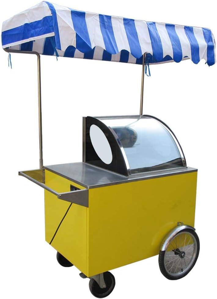 de helados vending triciclo/congelador de helados/gelato carrito ...