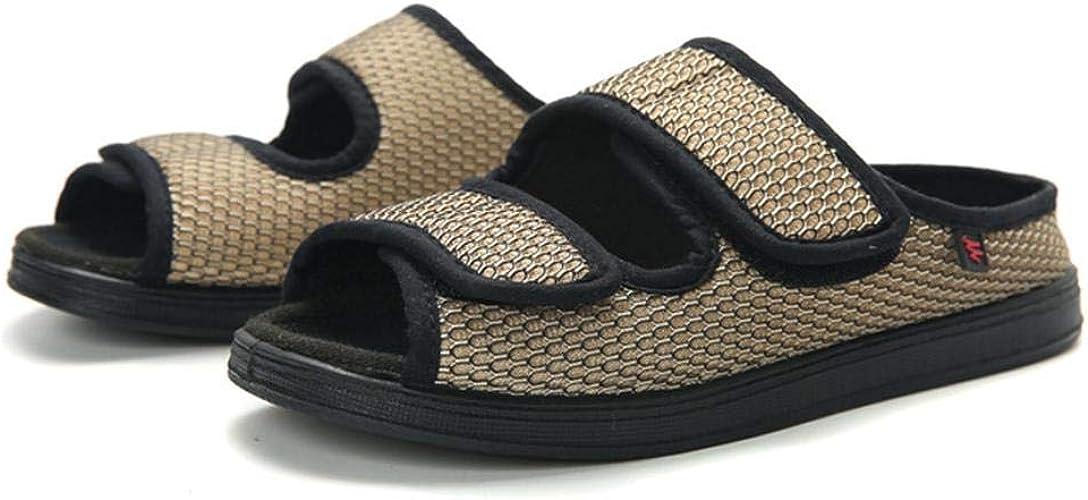 YXRL Woman's Diabetic Sandals Extra