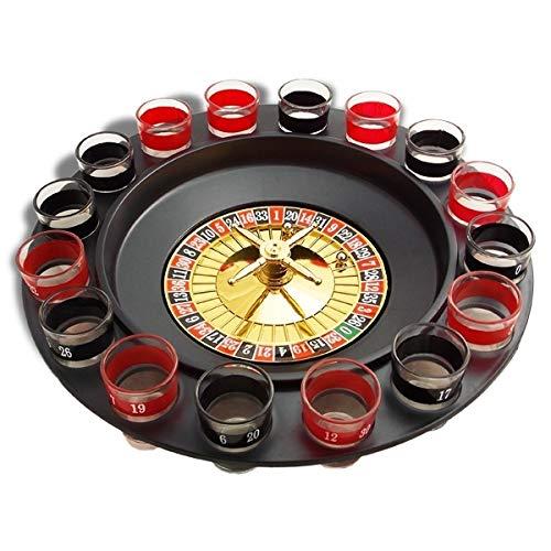 Roulette à boire pour jeu et boisson jeu insolite marrant drole TotalCadeau