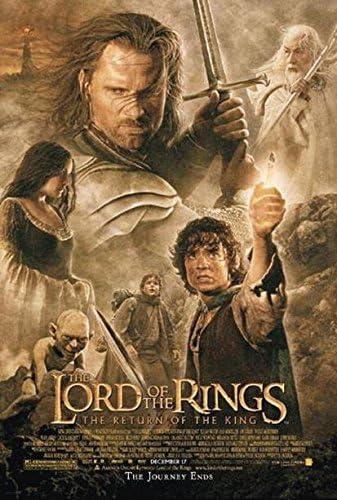 Close Up Poster Il Signore degli Anelli - Il Ritorno del Re (68cm x 98cm): Amazon.it: Casa e cucina