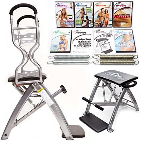 Malibu Pilates Pro椅子–Accelerated結果パッケージ