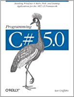 Programming C# 5.0 Front Cover