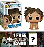 """POP! is a crossover vinyl figure series by Funko and other famous franchises such as Disney, Pixar, DC Comics, Marvel Comics, Star Wars, Simpsons, South Park, Uglydoll, etc. Each POP! figure is about ~3"""" to ~5"""" tall and crafted in a Ja..."""