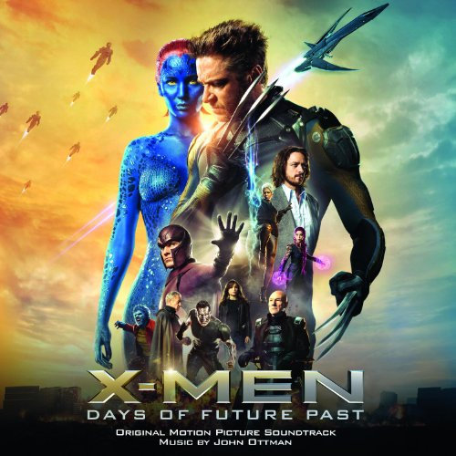 Price comparison product image X-Men: Days of Future Past (Original Motion Picture Soundtrack)