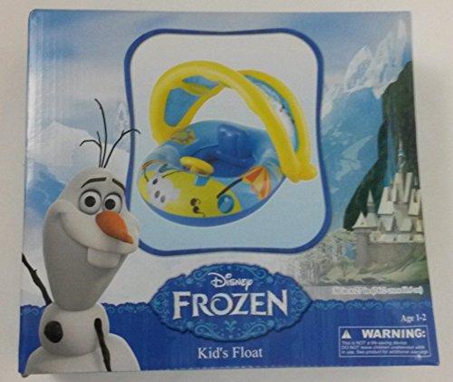 Disney Frozen Olaf Baby Toddler Kid's Pool Float Seat Ride-in Swim Ring - Disney Blow Up Pool