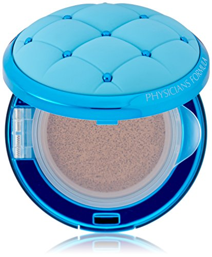 Physicians Formula Mineral Wear Talc-Free All-in-1 ABC Cushion Foundation, Light/Medium, 0.47 Fluid Ounce