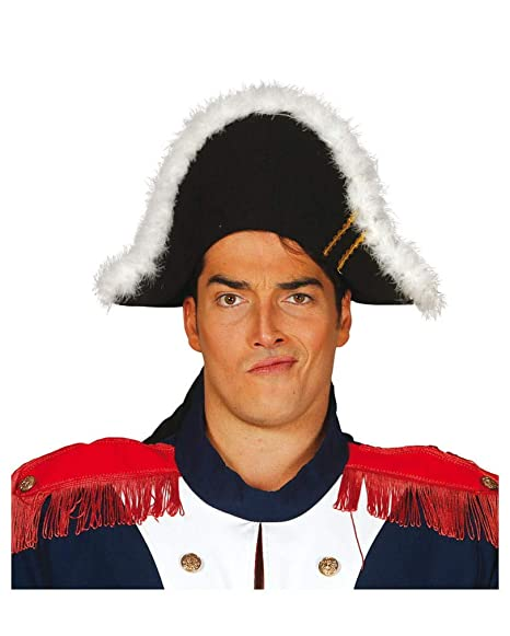 plus bas rabais inégale en performance sélection premium chapeau Napoléon noir: Amazon.fr: Jeux et Jouets