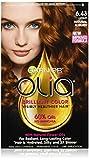 Garnier Olia Oil Powered Permanent Hair Color, 6.43 Light Natural Auburn (Packaging May Vary)